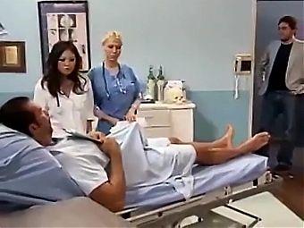 Oldie but a Goodie 8 – nurses get a scene change