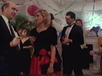 Party Incorporated -- 1989 rare Marilyn Chambers sex comedy
