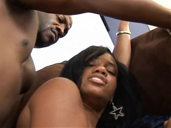 BIG BLACK AFRICAN ASSES - The Challenge - ROUND #03